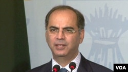 Moazzam Ahmad Khan Foreign Office Spokesman
