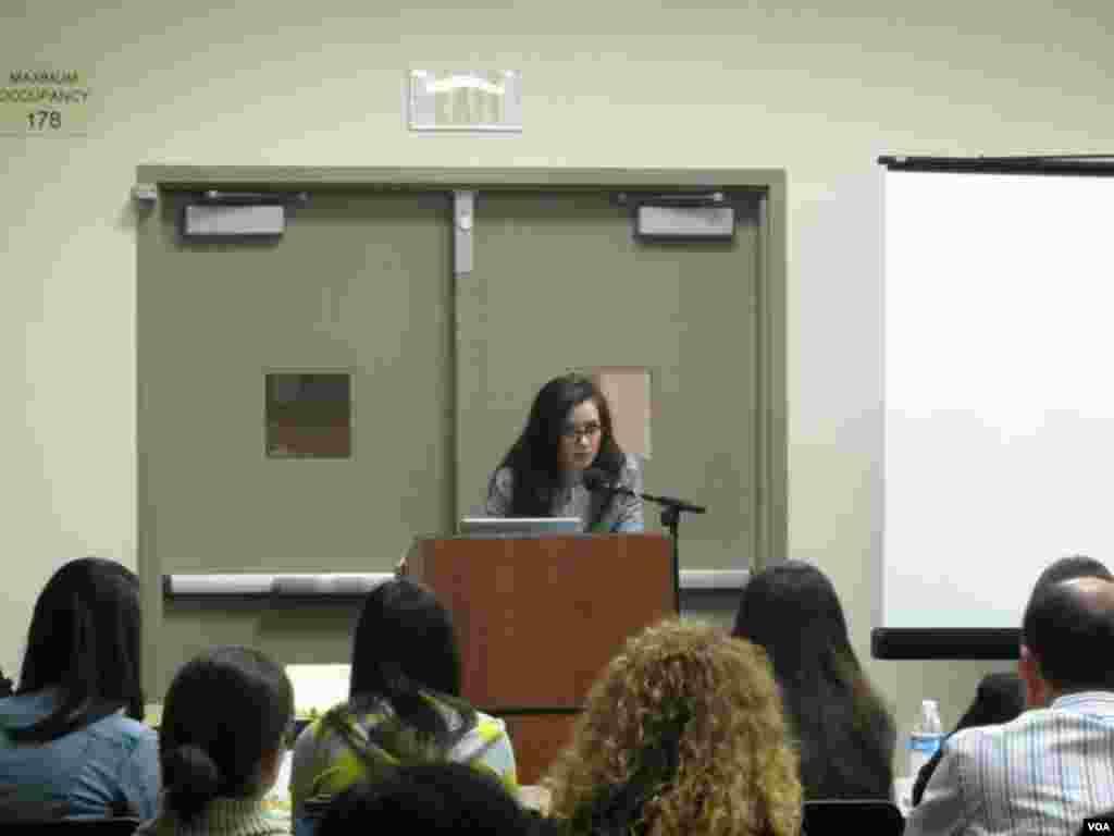 Kaliforniya ştatının İrvin universitetində Xocalı faciəsinin 21-ci ildönümü ilə əlaqədar prezentasiya