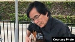 Nhạc sĩ Trần Chí Phúc.