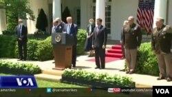 VaDonald Trump vachitaura nevatori venhau