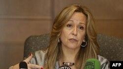Ngoại trưởng Tây Ban Nha Trinidad Jimenez nói rằng vấn đề tài trợ vẫn được coi là then chốt