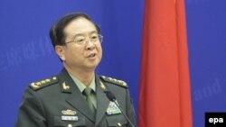 Tướng Phòng Phong Huy - Ủy viên Quân ủy Trung ương Trung Quốc.