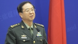 """时事大家谈:房峰辉:反腐""""军老虎""""还是权斗牺牲品?"""