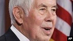 Ričard Lugar, bivši dugogodišnji republikanski lider senatskog Odbora za spoljnopolitičke odnose.
