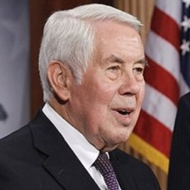 Senate Foreign Relations Committee's ranking Republican, Sen. Richard Lugar (File Photo).