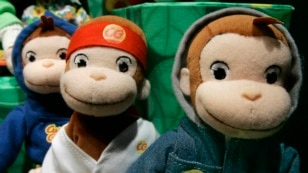 FILE - After 75 years of being one of America's favorite childhood icons, there is one thing Curious George has only now discovered: Ramadan.