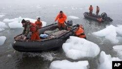 El derretimiento de hielo en el Ártico ha causado una gran ola de calor y sequía durante 2012, que afecta principalmente el hemisferio norte.