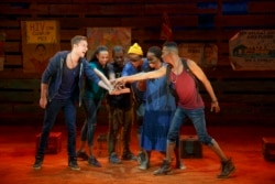 Search for Meaning Leads from Uganda to Broadway