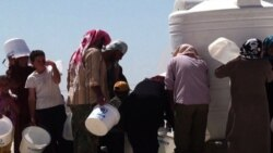 Проблемы сирийских беженцев