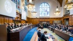 ICJ မွာ ဂမ္ဘီယာေလွ်ာက္လဲခ်က္အေပၚ အေမရိကန္ပါေမာကၡတဦး၏ သံုးသပ္ခ်က္