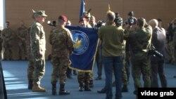 Ceremonija primopredaje dužnosti starog i novog komandanta KFOR-a, 19. novembar 2019.