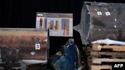 قطعات موشکهای بالیستیک ایرانی که توسط حوثیها به سمت عربستان شلیک شده بود دو سال پیش در کنفرانس خبری سفیر ایالات متحده در سازمان ملل به نمایش گذاشته شد.