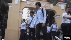 柬埔寨教育改革 杜絕考試作弊