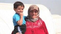 Беженцев из Сирии становится все больше