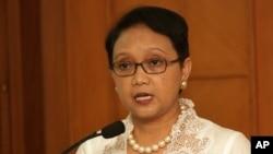 Menteri Luar Negeri Indonesia Retno Marsudi (Foto: dok).