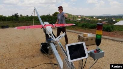World S Biggest Drone Drug Deliveries Take Off In Tanzania