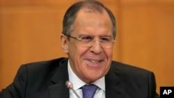 俄罗斯外交部长拉夫罗夫