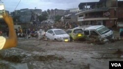 El presidente de Colombia, Juan Manuel Santos, decretó el estado de calamidad pública tras la avalancha de lodo en Mocoa.