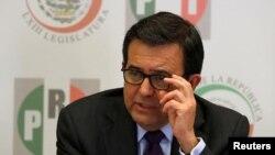 Bộ trưởng Kinh tế Mexico, Ildefonso Guajardo.