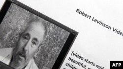 Ông Robert Levinson.