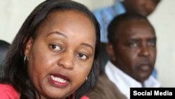 Waziri wa Kenya Ann Waiguru