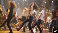 "Scene from ""Footloose"""