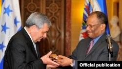 El país centroamericano reemplazó a Haití en el cargo y lo asumirá por los próximos tres meses. (Foto: OEA)