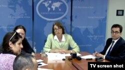 Amerika Dışişleri Bakanı'nın Güvenlik, Demokrasi ve İnsan Haklarından Sorumlu Yardımcısı Sarah Sewall