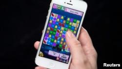 Candy Crush Saga ha sido por muchas semanas el videojuego más descargado por la tienda virtual de Apple. Hasta el momento tiene más de 128 millones de usuarios.