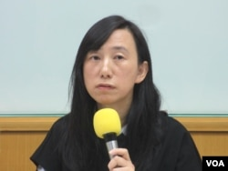 台湾妇女新知基金会监事杨婉莹