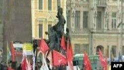 """Rusi: Manifestime me rastin e """"Ditës së Zemërimit"""""""