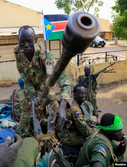 Msf Stops Operations In South Sudan Town