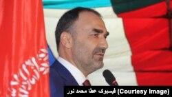 عطا محمد نور از قوای امنیتی افغان خواست تا بر ضد مردم سلاح نبردارند