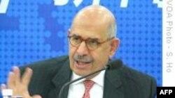 ایران: مذاکرات با البرادعی به جلسه ژنو ارتباط ندارد