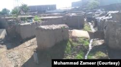 کبابیان کیمپ، پشاور