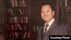 法律学者、执业律师梁福麟(梁福麟提供)