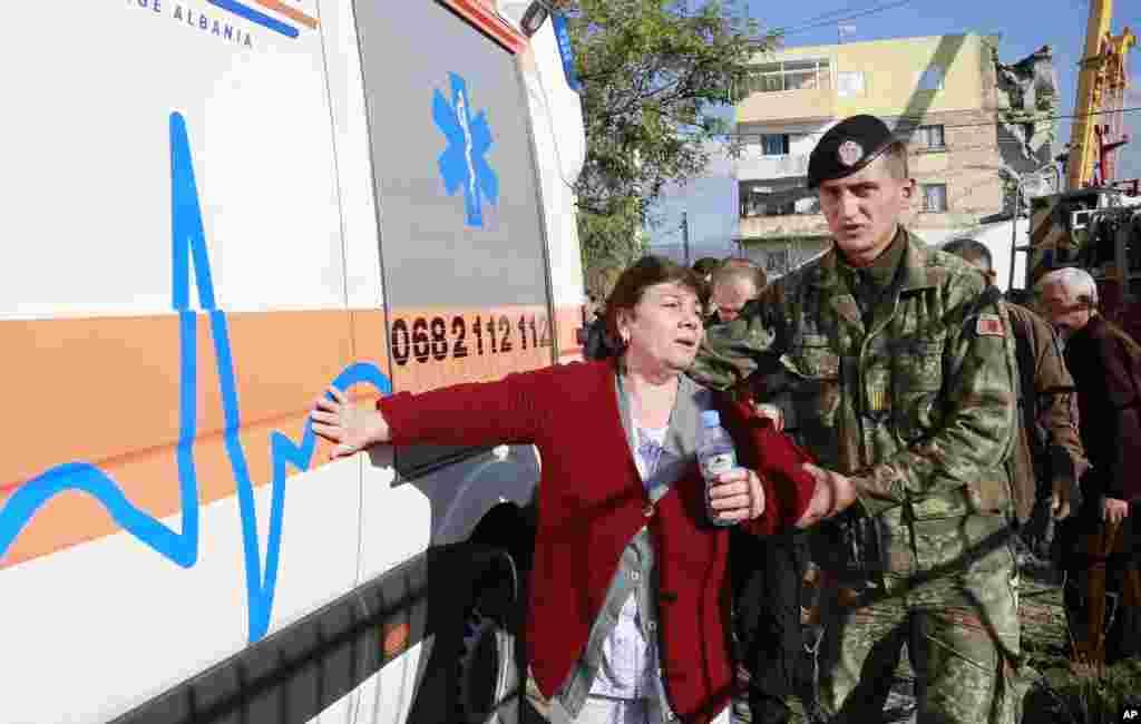 Albania Earthquake
