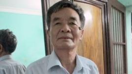 Nhà văn Nguyễn Xuân Nghĩa, cựu tù nhân lương tâm vừa được phóng thích