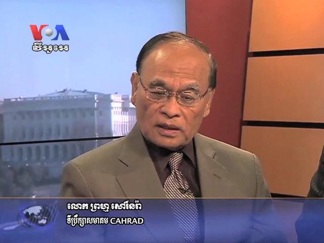 In US, Cambodian Community Leaders Satisfied With Obama's Cambodia Trip