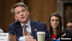 Thomas Countryman,predsjednik upravnog odbora Udruženja za kontrolu naoružanja (ACA) i bivši dugogodišnji američki diplomata