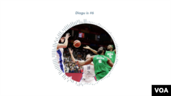 Hira Da Tsohon Zakaran NBA Ba'amurke Dan Asalin Najeriya, Ike Diogu