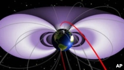 "Invisible Shield 11,000 km Above Earth's Surface Protects Us from ""Killer Electrons"""