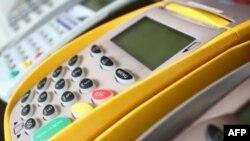 Potrošnja u porastu: aparat za očitavanje kreditnih kartica