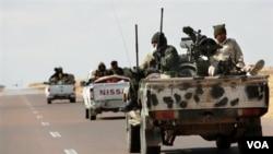 Para pemberontak di Libya akan lebih banyak menerima bantuan internasional.