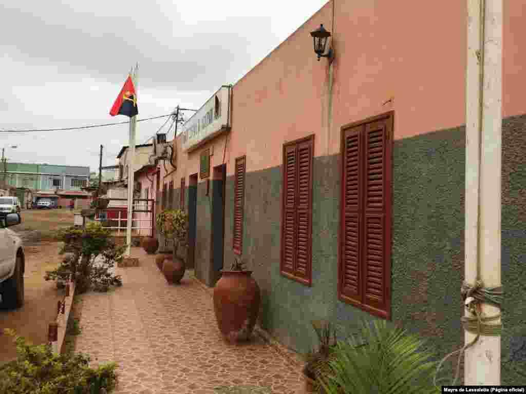 Casa de Agostinho Neto no Sambizanga é transformada em Centro Cultural