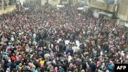 Сирия: осада Хомса приводит к новым жертвам