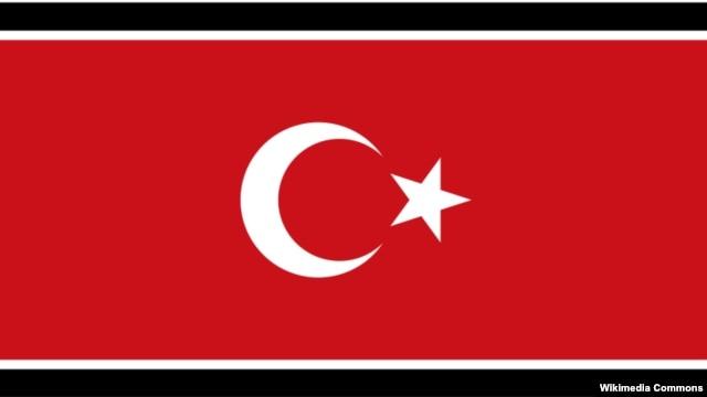 Bendera Aceh yang mengadopsi bendera Gerakan Aceh Merdeka (GAM). (Foto: Courtesy Wikipedia)