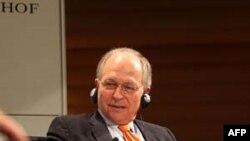 Ông Wolfgang Ischinger, Chủ tịch Hội nghị An ninh Munich