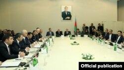 Azərbaycan-İran iqtisadi, ticarət və humanitar sahələr üzrə Dövlət Komissiyası