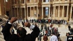 سکیورٹی فورسز نے طرابلس میں احتجاج کو روک دیا
